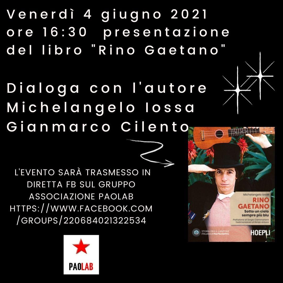 Dialoga con l'autor Michelangelo Iossa Gianmarco Cilento